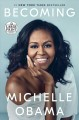 Becoming [large print] / Michelle Obama
