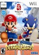 Cover for Mario & Sonic at the Olympic Games