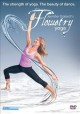 Cover for Flowetry yoga.