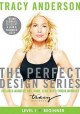 Cover for Tracy Anderson. Perfect design series. Level I