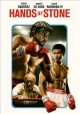 Cover for Hands of stone