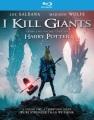 Cover for I kill giants