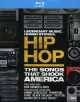 Cover for Hip hop: the songs that shook America