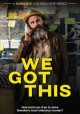 Cover for We got this
