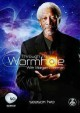 Cover for Through the wormhole.