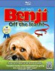 Cover for Benji: off the leash!