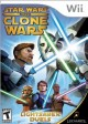 Cover for Star Wars the clone wars: Lightsaber duels