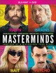 Cover for Masterminds