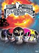Cover for Power Rangers: the movie