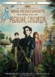 Cover for Miss Peregrine's home for peculiar children