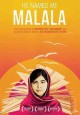 Cover for He named me Malala
