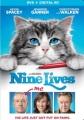 Cover for Nine lives