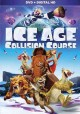 Cover for Ice age. Collision course