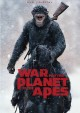 Cover for War for the planet of the apes