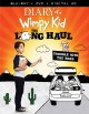 Cover for Diary of a wimpy kid. The long haul