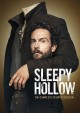Cover for Sleepy Hollow. The complete fourth season.