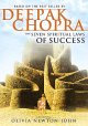 Cover for The seven spiritual laws of success