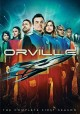 Cover for The Orville. The complete first season