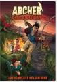 Cover for Archer, Danger Island. Season nine.