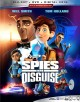 Cover for Spies in disguise