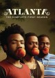 Cover for Atlanta. The complete first season