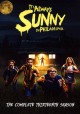 Cover for It's always sunny in Philadelphia. The complete season 13