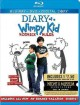 Cover for Diary of a wimpy kid.