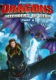 Cover for Dragons, defenders of Berk. Part 2