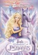 Cover for Barbie and the magic of Pegasus