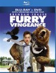 Cover for Furry vengeance