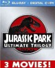 Cover for Jurassic Park: ultimate trilogy