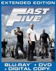 Cover for Fast five