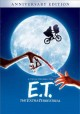 Cover for E.T.: the extra-terrestrial