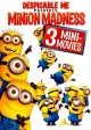 Cover for Despicable me presents Minion madness