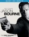 Cover for Jason Bourne