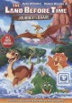 Cover for The land before time: journey of the brave