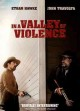Cover for In a valley of violence