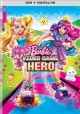 Cover for Barbie: video game hero