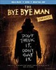 Cover for The bye bye man