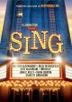 Cover for Sing (special edition) dvd