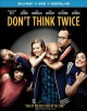 Cover for Don't think twice