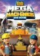 Cover for Bob the Builder Mega Machines - The Movie