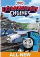 Cover for Thomas & Friends Extraordinary Engines