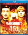 Cover for Fahrenheit 451
