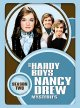 Cover for The Hardy Boys Nancy Drew mysteries.