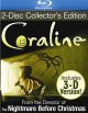 Cover for Coraline