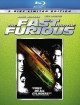 Cover for The fast and the furious