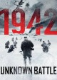 Cover for 1942: unknown battle