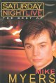 Cover for Saturday night live: The best of Mike Myers