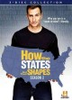 Cover for How the states got their shapes. Season 2